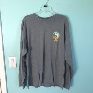Mens Vans Long Sleeve